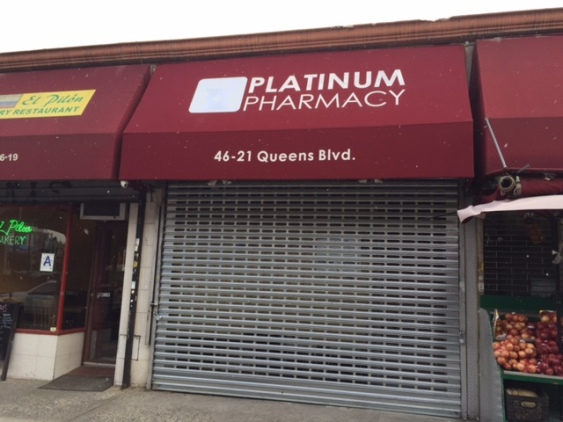 Platinum Pharmacy Sunnyside