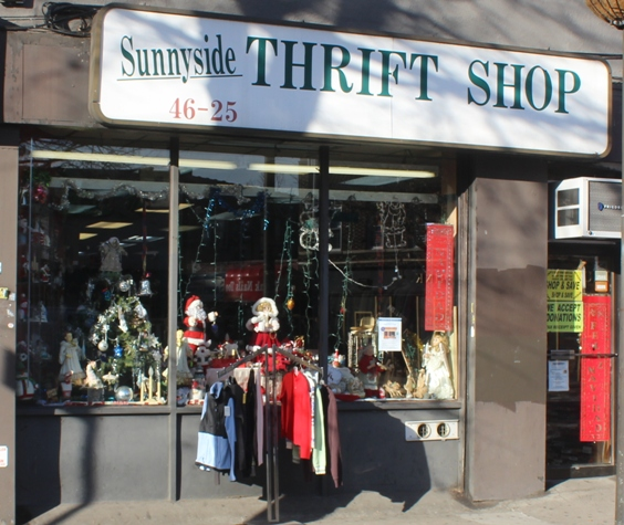 Christmas Tree Store Erie Pa: 'Sunnyside Thrift Shop' Wins Top Prize For Its 'holiday