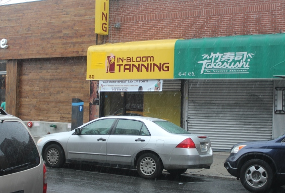 Lights Go Out On Local Tanning Salon Sunnyside Post