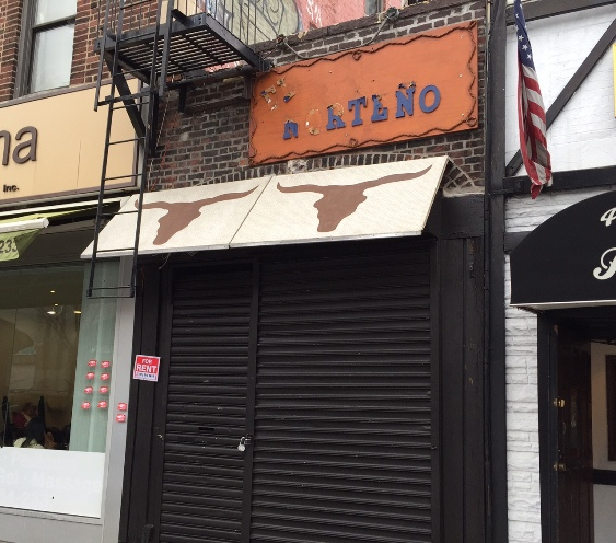Mexican Restaurant On Queens Blvd Closes Sunnyside Post