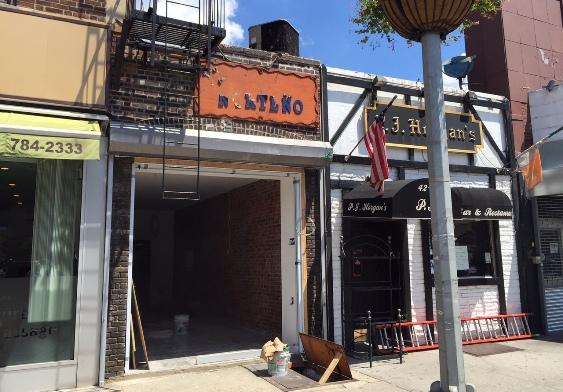 Italian Restaurant To Open On Queens Blvd Sunnyside Post