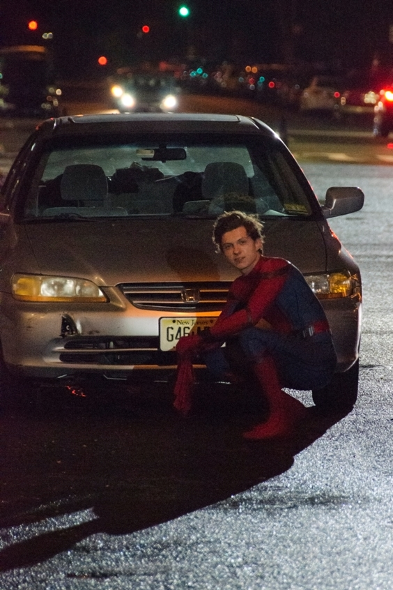 Spider-Man: Homecoming, Sunnyside, Queens (