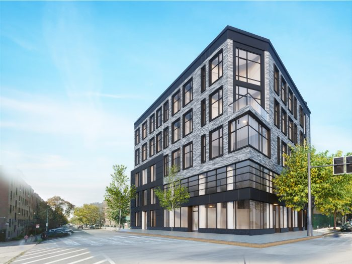 New design for sunnyside building under construction expected to wrap up end of 2018
