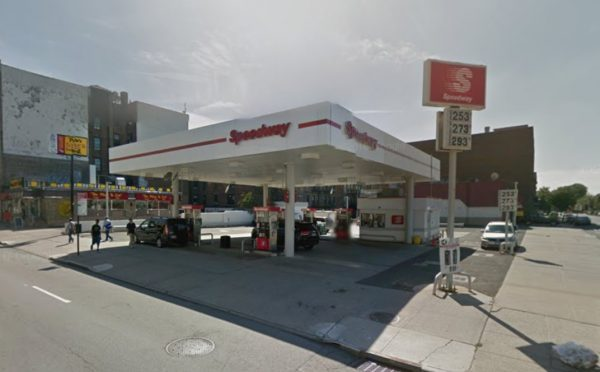 Two Speedway Gas Station Sites On Lic Sunnyside Border Up