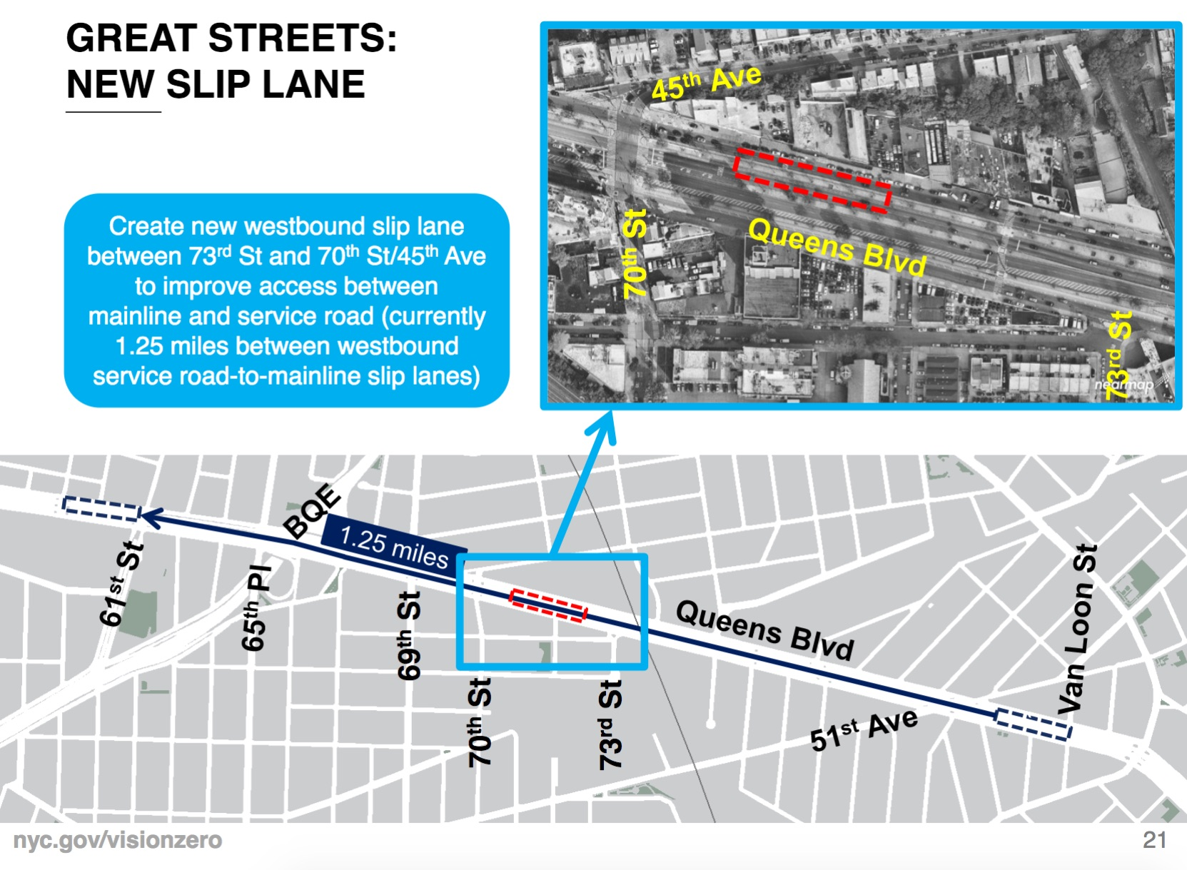 Queens Boulevard Will See Linear Park, Q60 Bus to Run on ... on q25 bus map, q84 bus map, q104 bus map, q112 bus map, q44 bus map, q30 bus map, q66 bus map, q17 bus map, m60 bus map, q83 bus map, q20 bus map, q35 bus map, q102 bus map, new york bus route map, q20a bus map, q24 bus map, q76 bus map, q65 bus map, b82 bus map, q55 bus map,