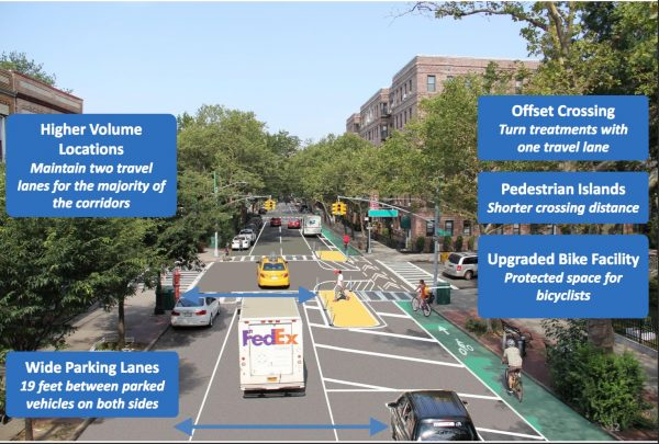 DOT to Begin Work on Skillman/43rd Ave  Redesign Next Month