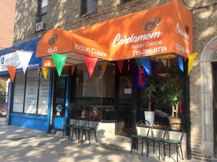 Cardamom Indian Restaurant Opens On 43rd Street Chef Offers His Grandma S Traditional Recipes