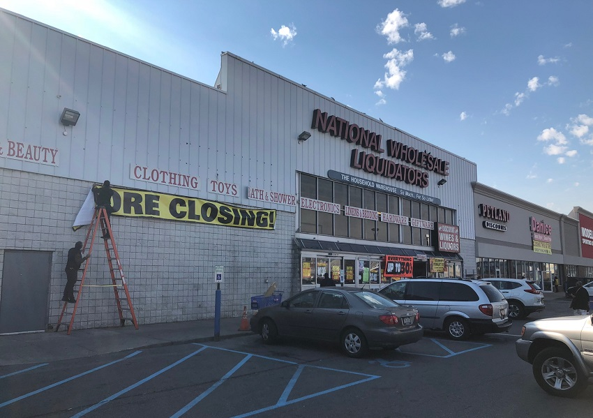 National Wholesale Liquidators Closing 48th Street Store After